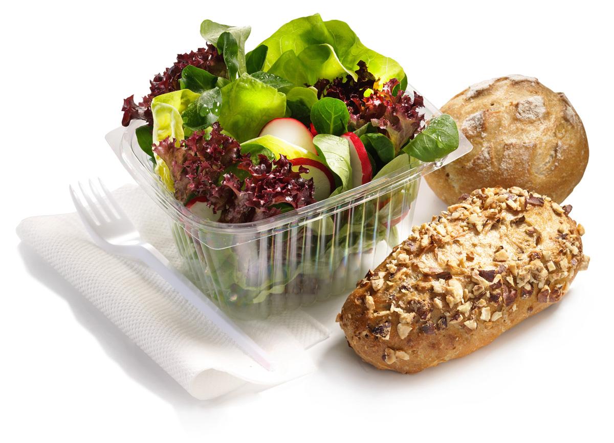 ...Salatbuffet täglich von 11:00-14:00Uhr